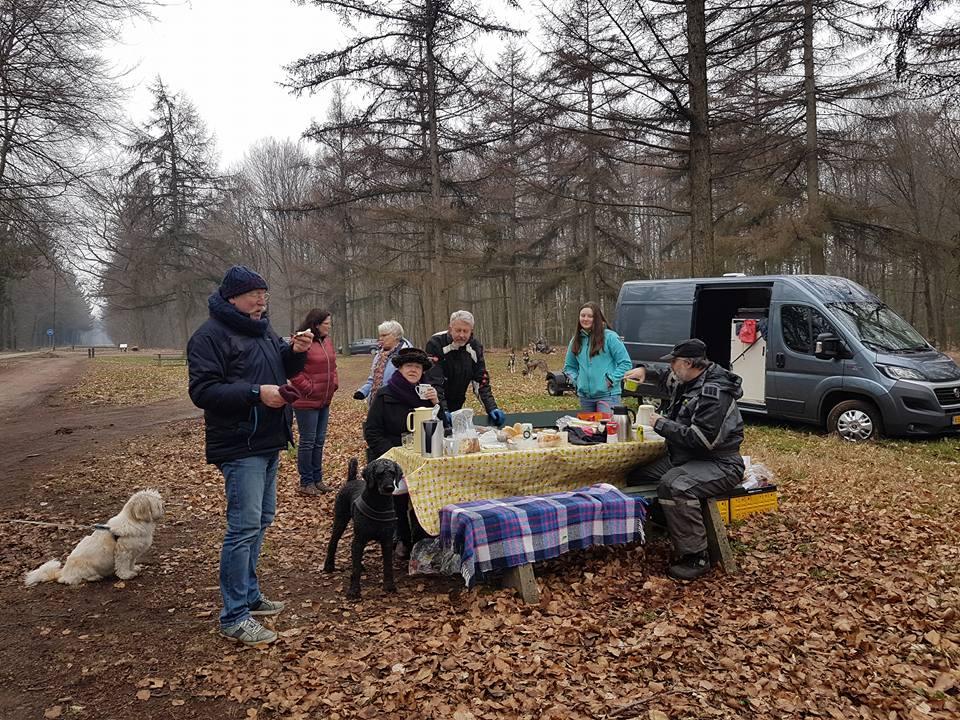 Paas Brunch met familie en vrienden