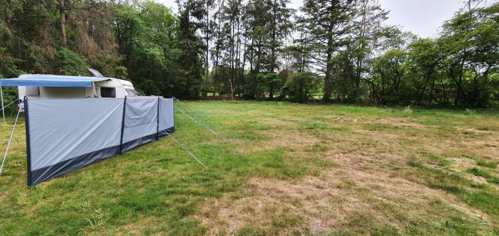 Corona vrij kamperen